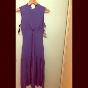 New Bebe knit dress